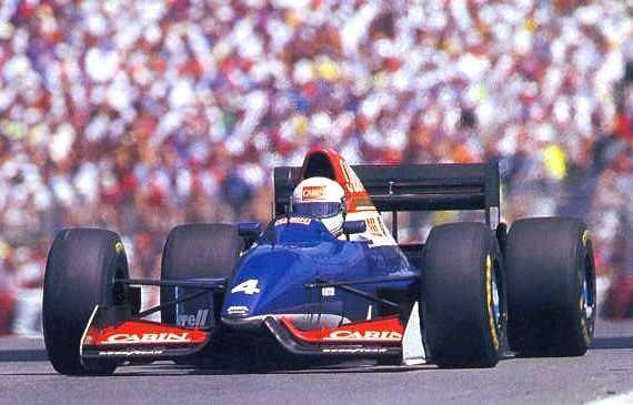 Le débat de la F1 - Page 7 1993france